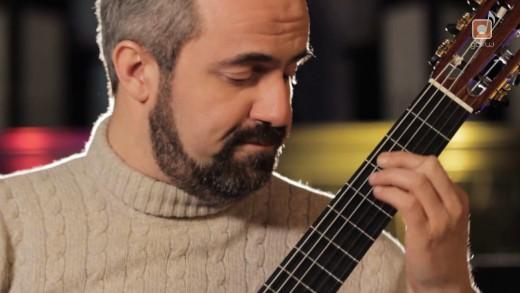 Chistian Saggese plays Canción N. 6 by Federico Mompou