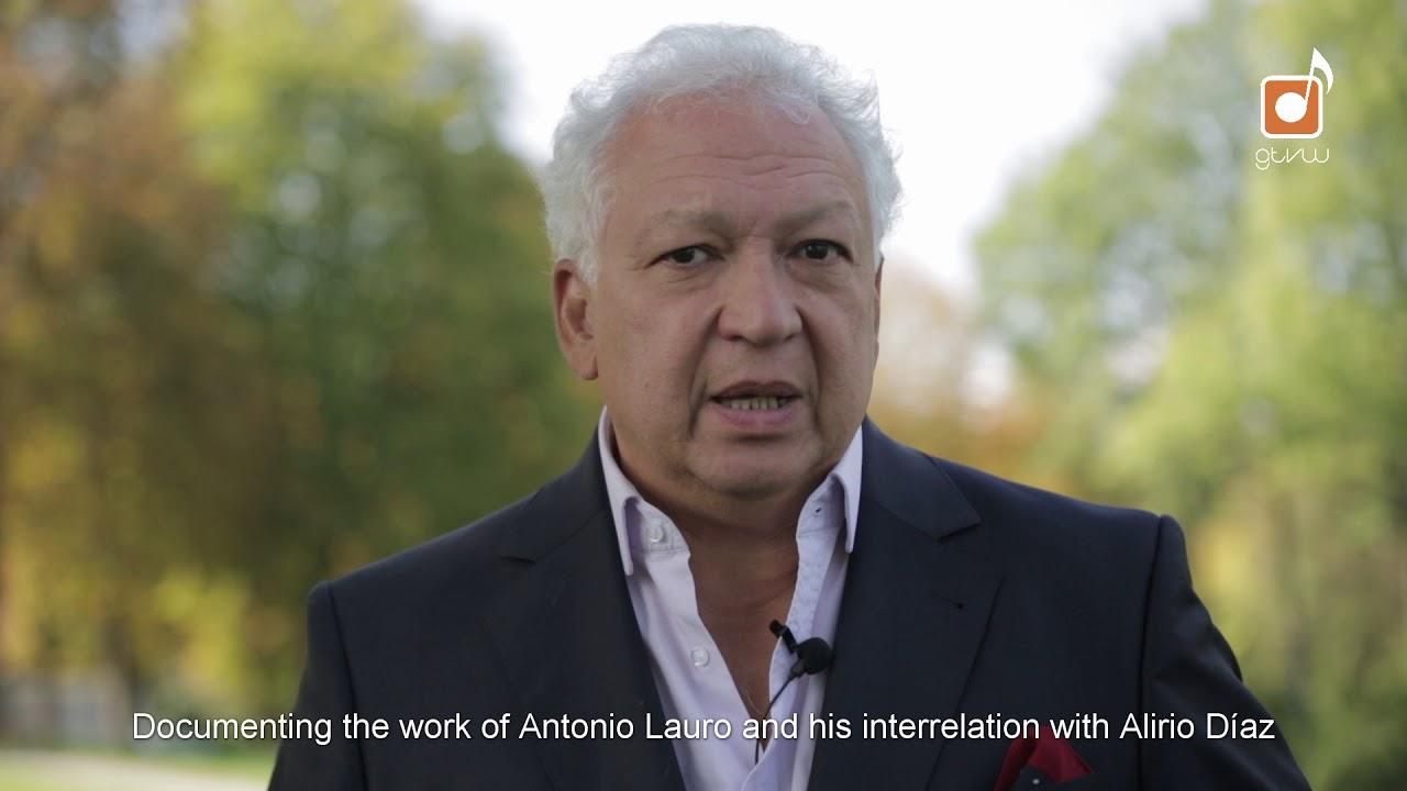 "Alfonso Montes on documentary film ""Rastros Indelebles"""