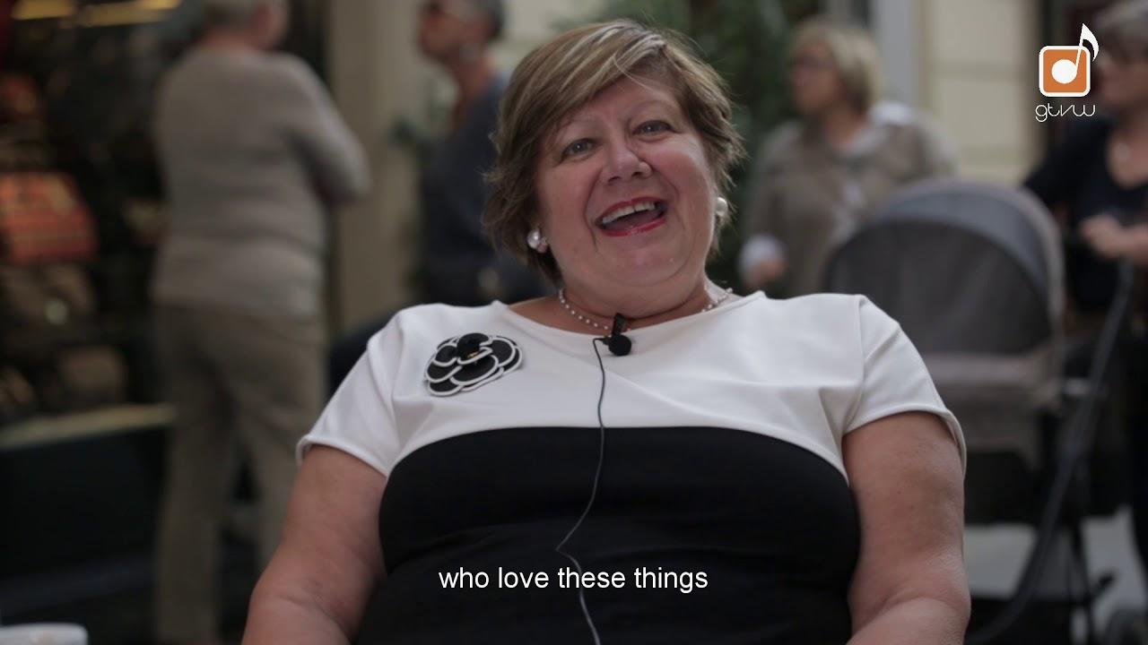 "Micaela Pittaluga on documentary film ""Rastros Indelebles"""