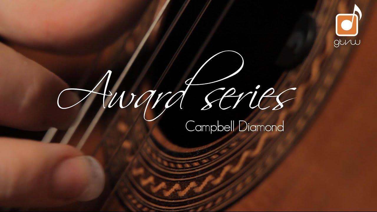 Award series: Campbell Diamond